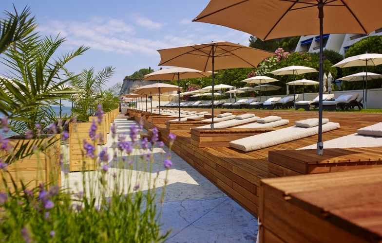 Grand Hotel Bernardin Beach VIP