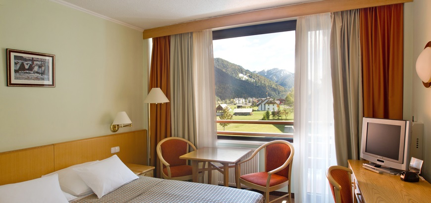 Hotel Kompas Kranjska Gora Słowenia