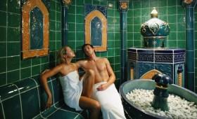 Portoroz Life Class Resort Park Saunas Banho Turco Sauna Verde