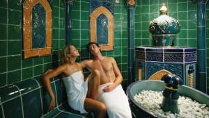 بورتوروز لايف كلاس ريزورت بارك ساوناس حمام تركي أخضر سونا