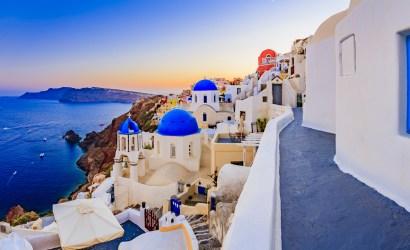Santorini Grecja