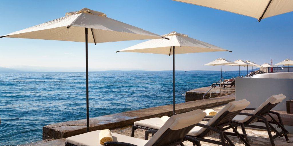 Remisens Hotel Kristal piscina