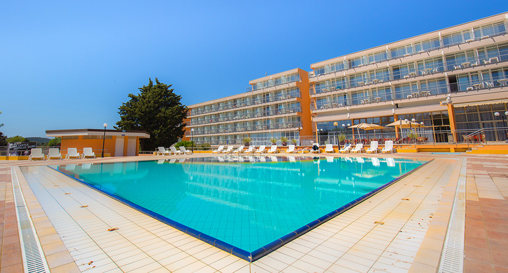 Croazia Medulin Hotel holiday