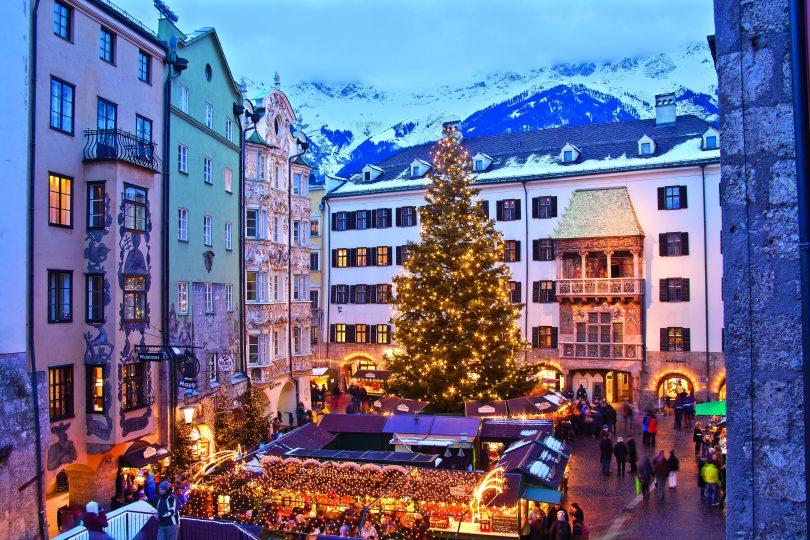 इनसब्रुक क्रिसमस बाजार