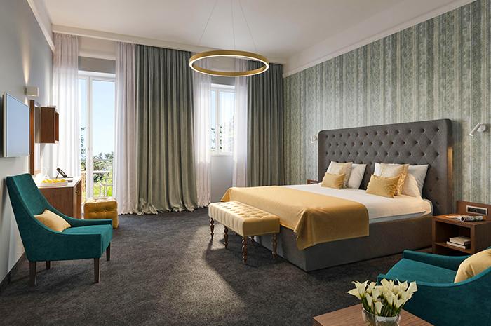 Grand Hotel Imperial Isola di Rab Croazia