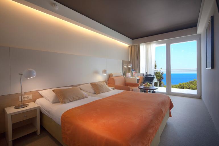 Hotel vespera Lussino