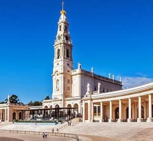 Fatima Santuario Portogallo