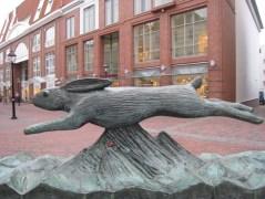 Buxtehude: Geocaching mit dem Hasen, Igeln und Hunden