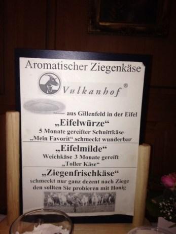 Übernachten im Ahrtal: Jagdhaus Rech