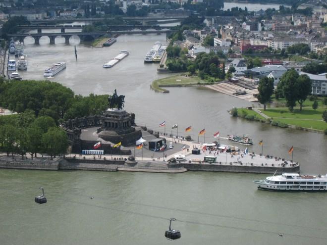 Festung Ehrenbreitstein mit Seilbahn und Museum kostenfrei mit der FreizeitCARD nutzen