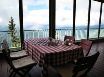 Panoramaterrasse Bergrestaurant Predigtstuhl