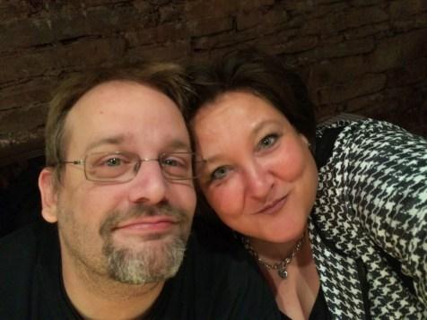 Auch der Herr Ingo vom Blog Reisewahnsinn genießt als Biertrinker den guten Wein :-) #selfie