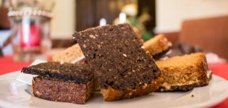 Genießen wie damals: Lebkuchen mit Schwarzbrot aus der Region