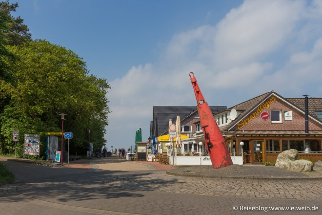 Cuxhaven, Strand