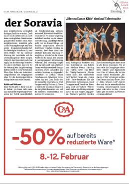 Bezirkszeitung Ausgabe KW 7/8 2018, Seite 3
