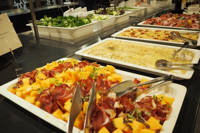 St. Martins Therme Restaurant Buffet