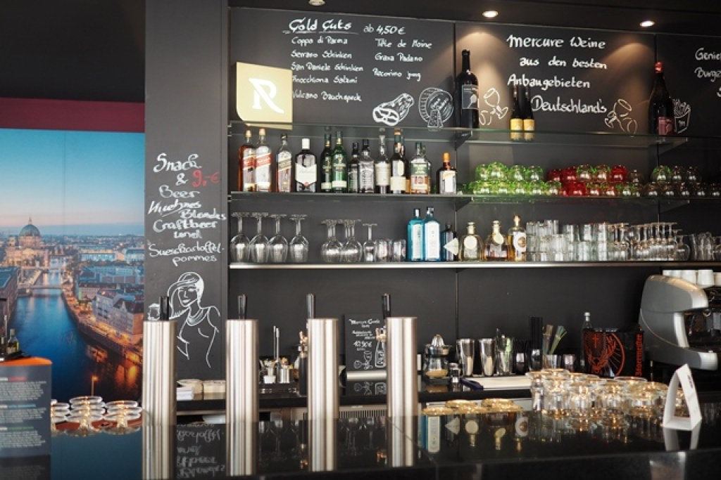Hotelbar Mercure Hotel Berlin City