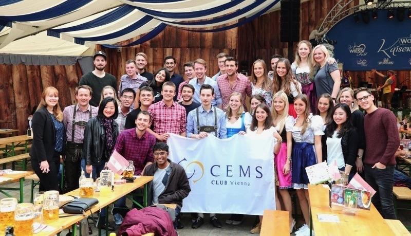 CEMS Club Vienna