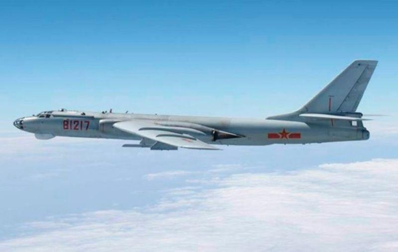 China Warns U.S. Bomber for Violating International Airspace