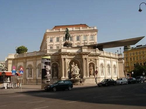 Albertina Vienna
