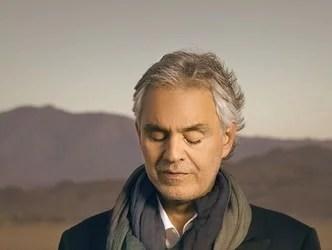 Andrea Bocelli live in Vienna