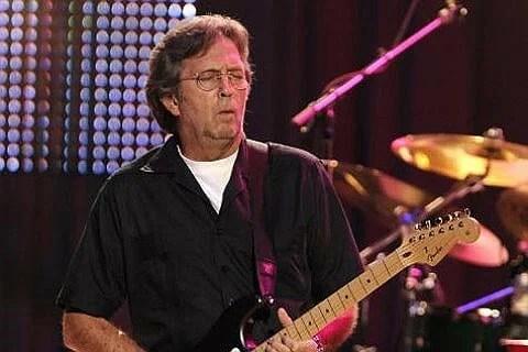 Eric Clapton Vienna concert