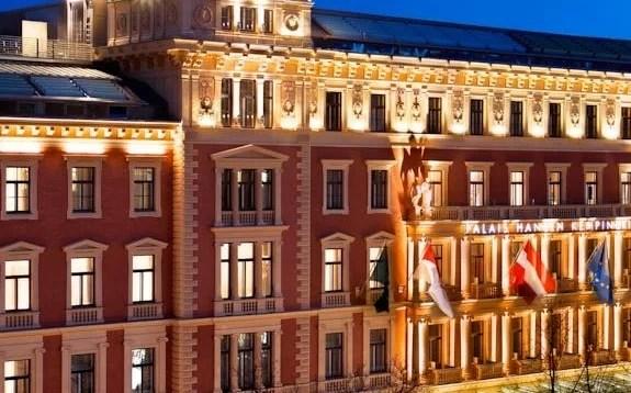 Which is the best five star hotel in vienna vienna guide for Best luxury hotels in vienna