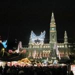 Rathausplatz Christmas Market