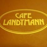 Cafe Landtmann Wien