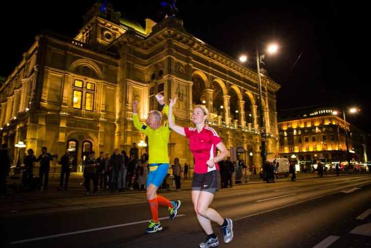 Vienna Night RUn 2018