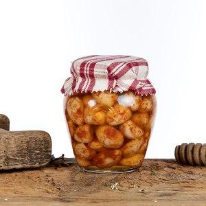 aglio piccante in olio in vetro da 3100 ml n022 1.1