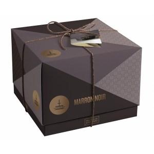 marron noir con canditi di marroni e cioccolato alla gianduia ricoperto con crema di marroni da 1000 d116 1