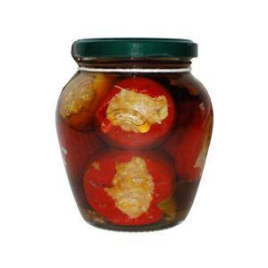 peperoni ripieni al formaggio in vetro da 3100 ml n069 1