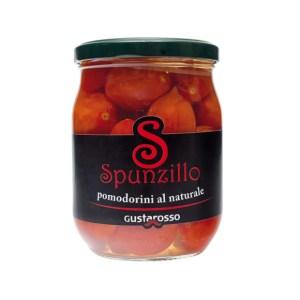 pomodorini interi con bucca al naturale in vetro 520 g024 1
