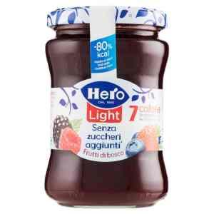 Hero light frutti di bosco