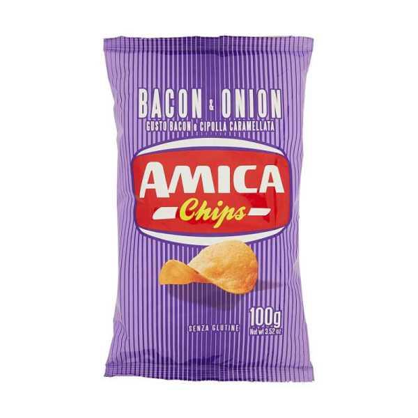 amica chips bacon onion gusto bacon e cipolla caramellata 100 g1
