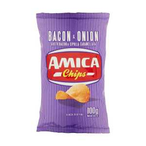 amica chips bacon onion gusto bacon e cipolla caramellata 100 g1