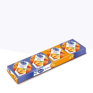 confettura albicocche in porzioni Hero fruttissima share