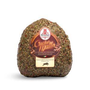 ldquocuore mattordquo salame di cinghiale da 2 5 kg t377 1