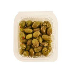 olive schiacciate siciliane e condite in secchio da 2 kg s235 1