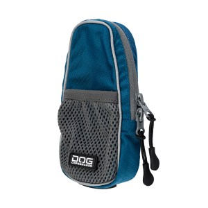Dog Copenhagen Pouch Organizer Leash Bag Blauw