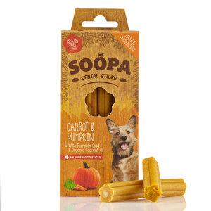 Soopa Dental Stick Pompoen