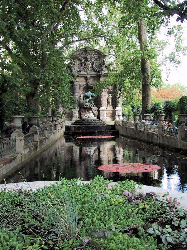Fontaine Medici