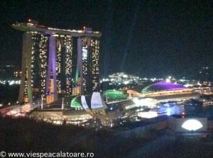 Noaptea in Singapore