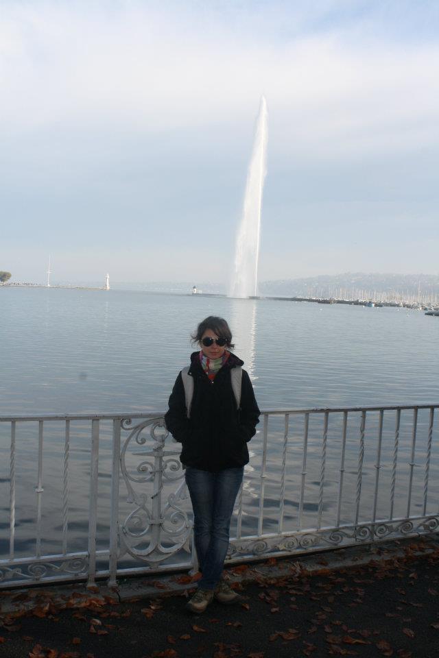 Geneva cu ViespeaCalatoare