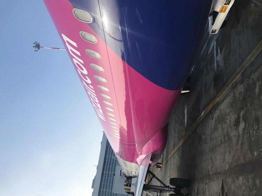 Wizz air București Malaga