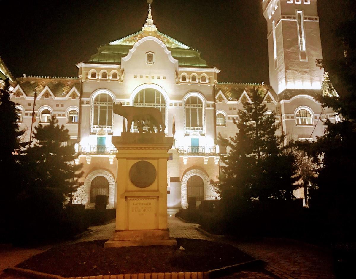 City hall Tg Mures