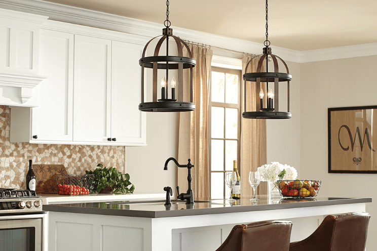 How To Choose Pendant Lights For Kitchen Island Viet Garden Orlando