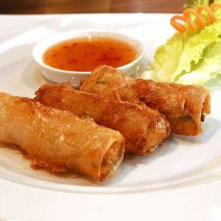 Asiatische Speisen