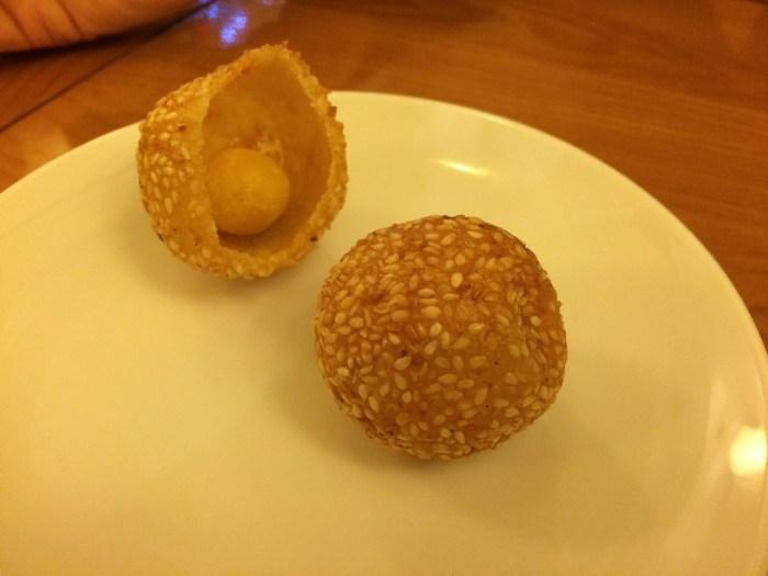 sesame balls banh cam